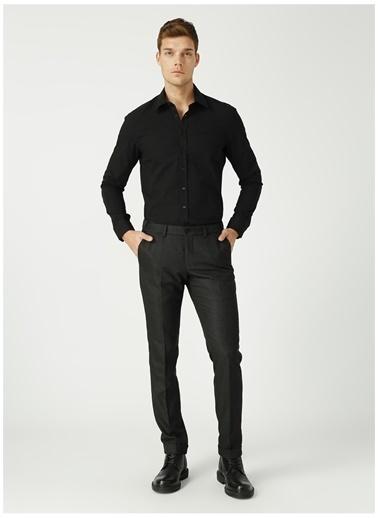 Pierre Cardin Pierre Cardin Siyah Gömlek Siyah